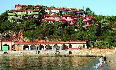 Рассказ об отдыхе в отеле Club Smile Green Hill HV-1 ( Турция - Аланья.